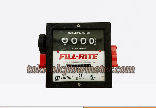 Beli Flow meter Fill Rite series 900 c | Flow meter Minyak Fill Rite 1,5 Inch