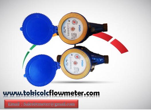 Jual Water meter ONDA DN15 1/2 Inch-flow meter onda 1/2 inch
