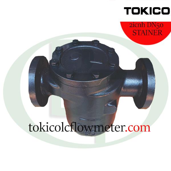 Stainer Flow meter Tokico 2 Inch | Saringan Flow meter Tokico DN50
