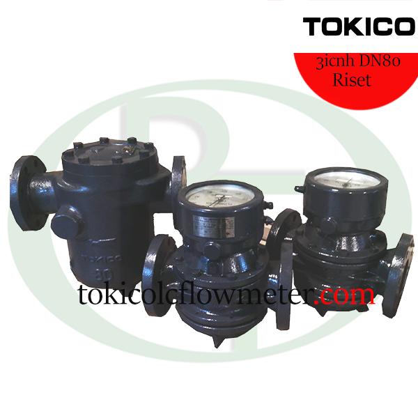 Flow meter Tokico 3 inch FRO0845-04X | Flow meter Minyak | Flow meter solar