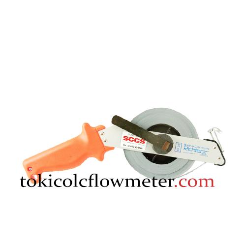 Jual sounding tape Richter | Sounding tape 10 Meter | Oil soinding tape