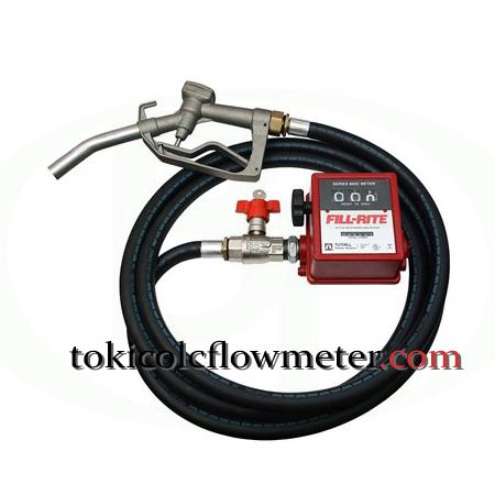 Jual flow meter fill rite 1 inch | Flow meter fill rite series 800 C