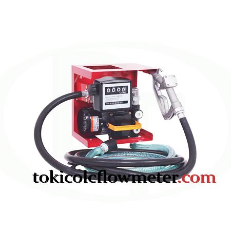 Transfer pump seet diesel flow meter flo-rite DC type FR-2440DC/K