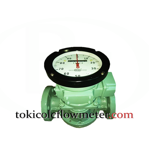 Flow meter oval | Jual flow meter oval 2 inch double case