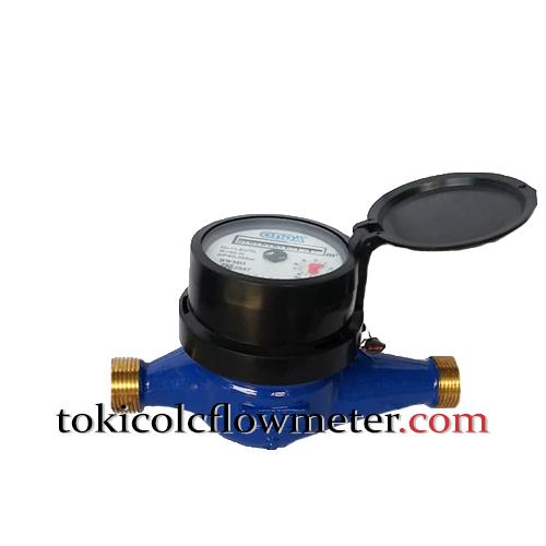 Meteran air 1/2 inch | Jual water meter onda 1/2 Inch | Water meter onda 1/2 inch 15mm