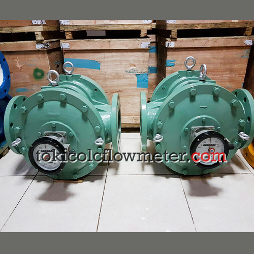 Flow meter Oval | Jual flow meter Oval