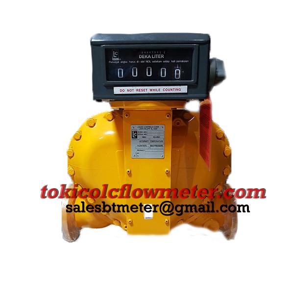 FLOW METER LC M60 | HARGA FLOW METER LC 6 INCH
