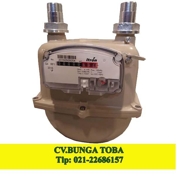 Flow meter Gas LPG Merk Itron   G4 RF1 Flow meter Gas LPG Merk Itron