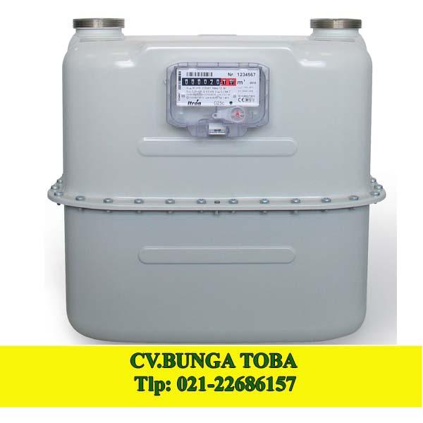 Meteran Gas   Itron flow meter gas type G25 C   CV.Bunga Toba