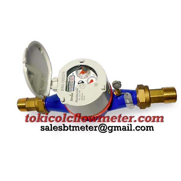 Jual Water meter jakarta | Water meter Merk ITRON 1/2 Inch