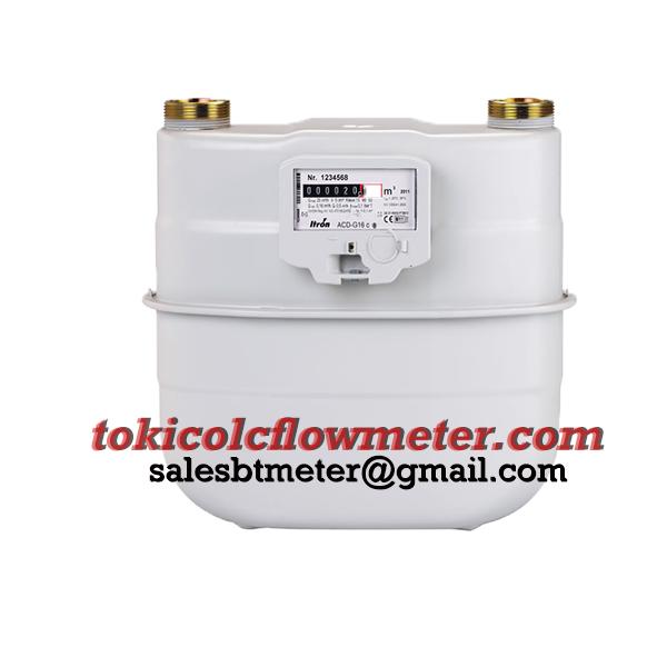 Jual Gas Meter ACD G25-40 | Flow meter Buat gas