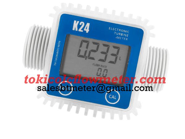 k24 - Flow Meter Digital Merk PIUSI | Cek Harga Flow Meter