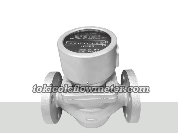 Flow Meter Nitto BR25-2 | Oil Flow Meter Nitto Harga Murah Jakarta