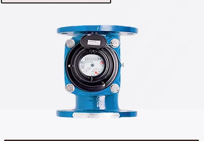 JUAL WATER METER ZENNER TYPE WPH-N_DN 100MM-SIZE 4 INCH