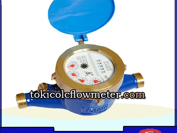 JUAL DOMESTIC WATER METER 1/2 INCH