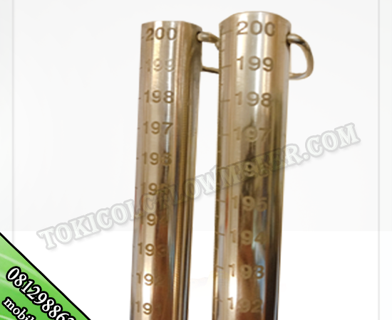 stick sounding panjang 2 meter stainless stel di jakarta barat murah