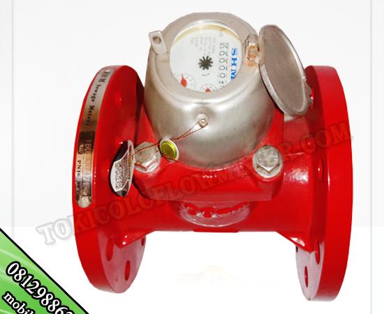 harga hot water meter shm 4 inch | jual flow meter shm DN 100mm