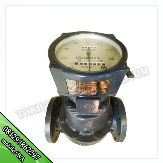 distributor flow meter minyak solar 2 inch | jual tokico DN50mm