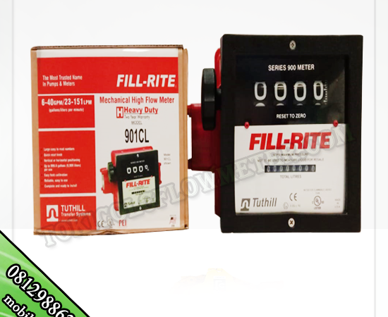 flow meter fill-rite 900CL 4 digit-fill rite size 1.5 inch flow meter solar