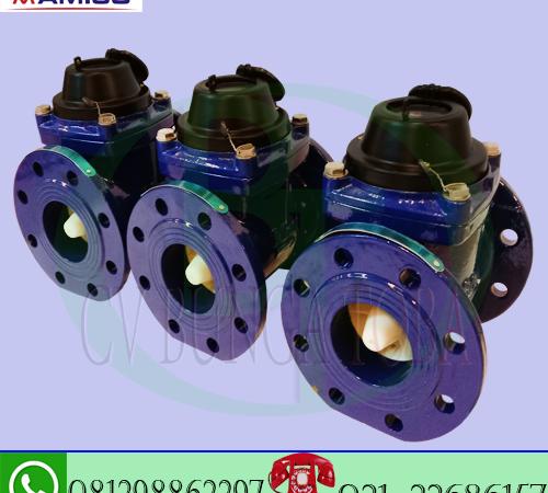 water meter amico 4 inch LXLG-100E-jual flow meter air bersih