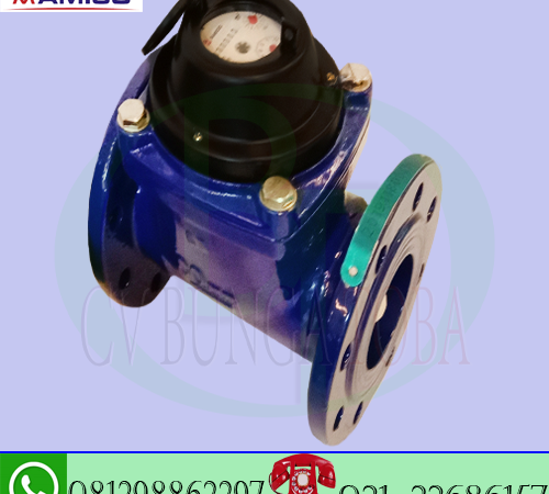 jual water meter amico size 5 inch type LXLG-125E-meteran air amico