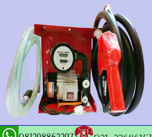 jual transfer pump seet diesel oil-flow meter ogm 1 inch