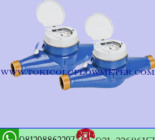 flow meter air bersih 1 inch merk itron multimag dn25mm