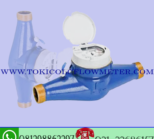 jual water meter itron 1 inch Type Multimac DN25mm